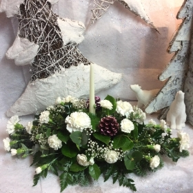 Monday 11th December   Christmas Table Design.